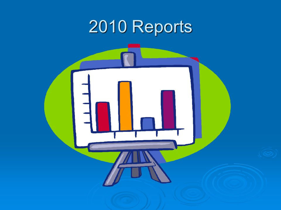 2010 Reports