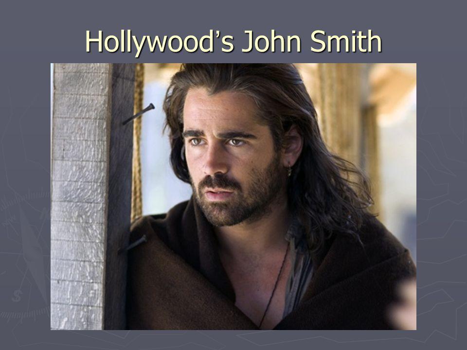 Hollywood's John Smith