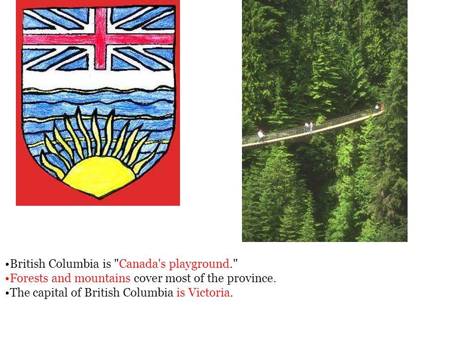 British Columbia is