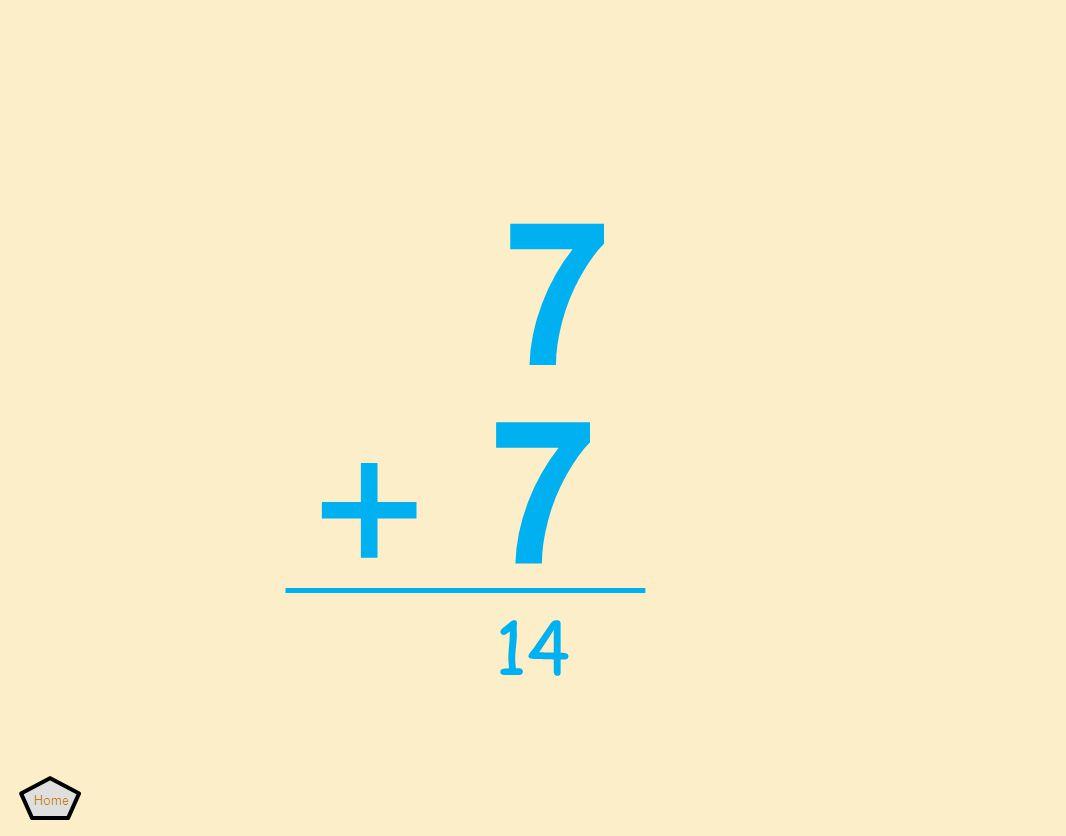 7 7 + 14