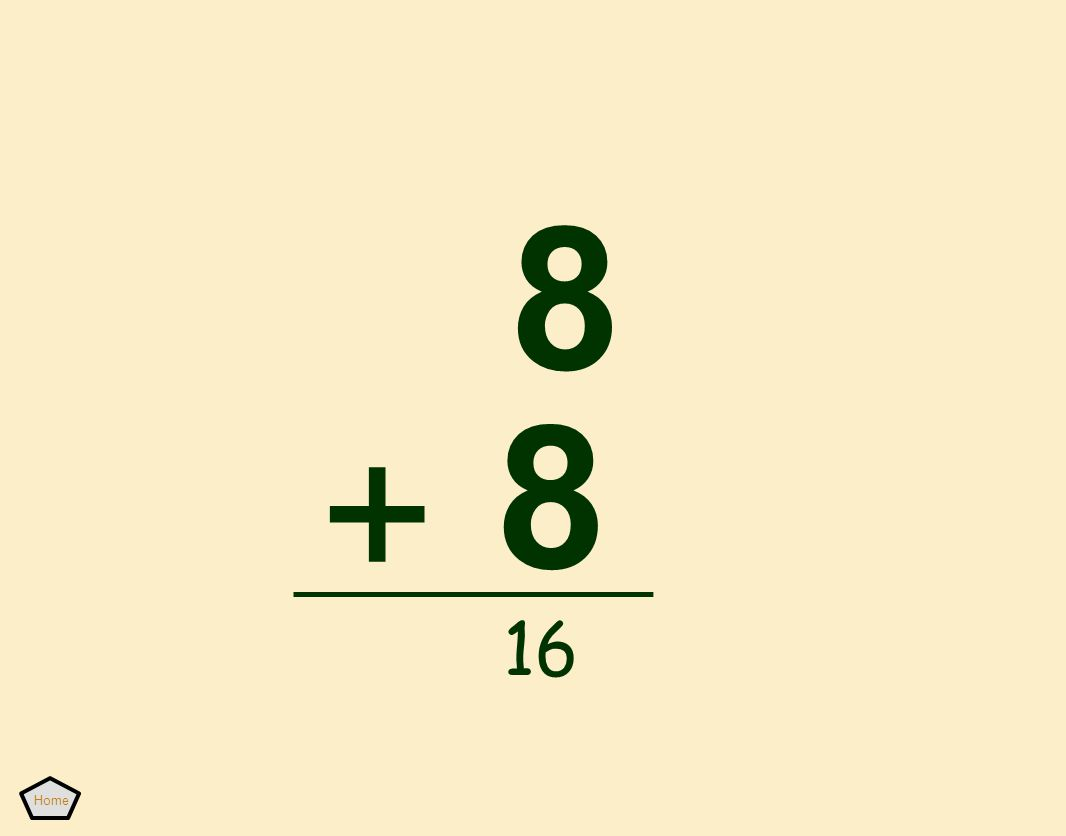 8 8 + 16