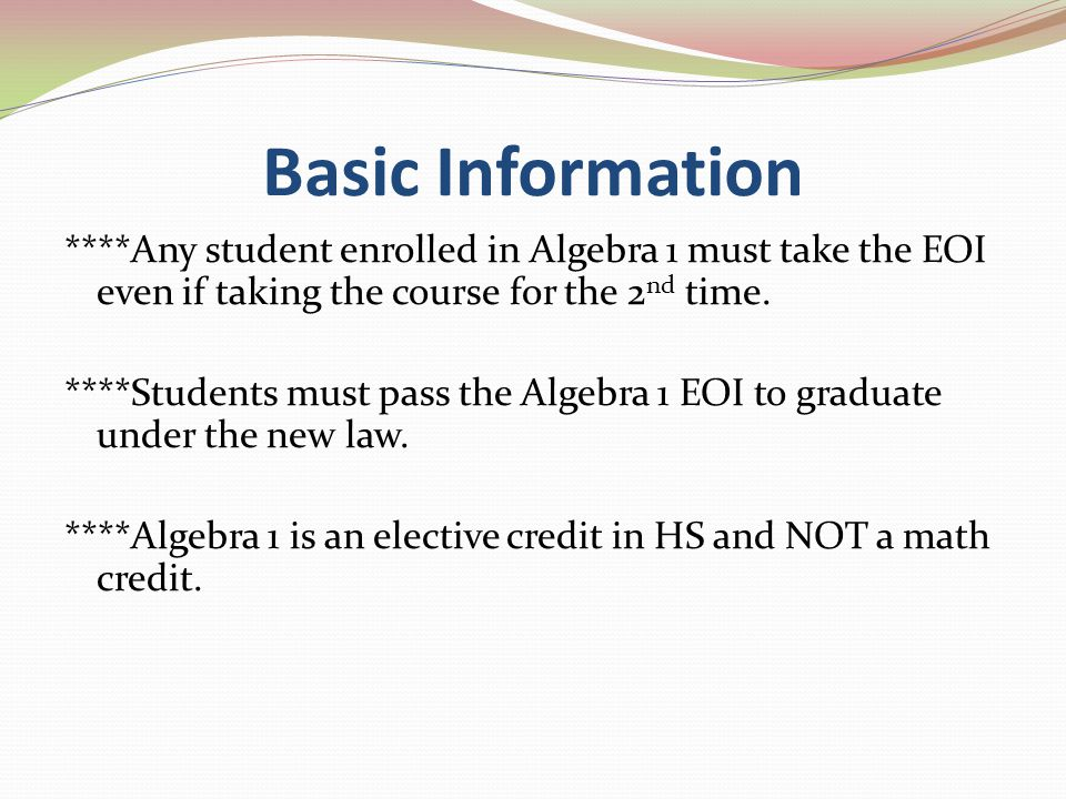 It takes a 24 to be admitted to OU and OSU A student can gain a 24 by reaching Algebra II level in Math.