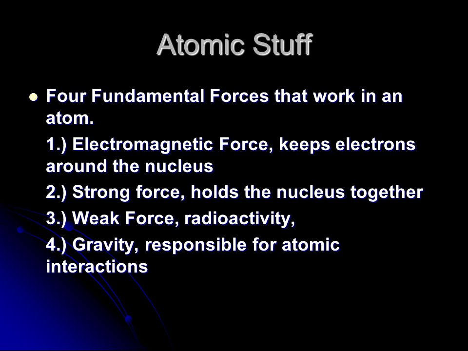 More Atomic Terms!.