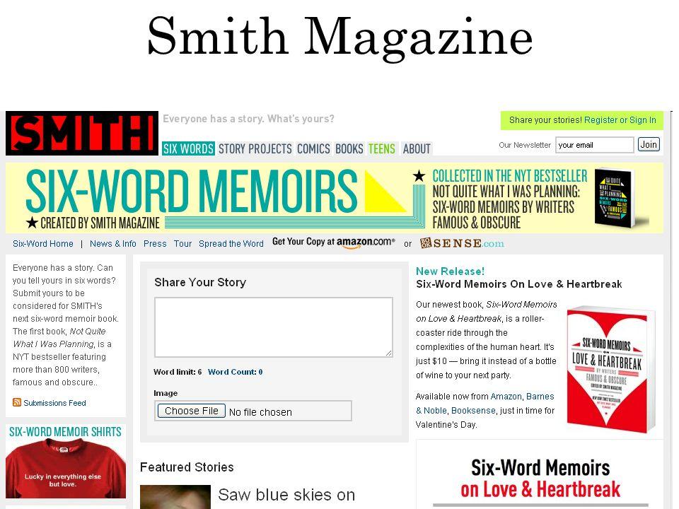 Smith Magazine