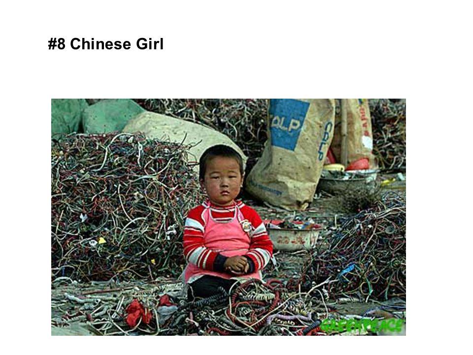 #8 Chinese Girl