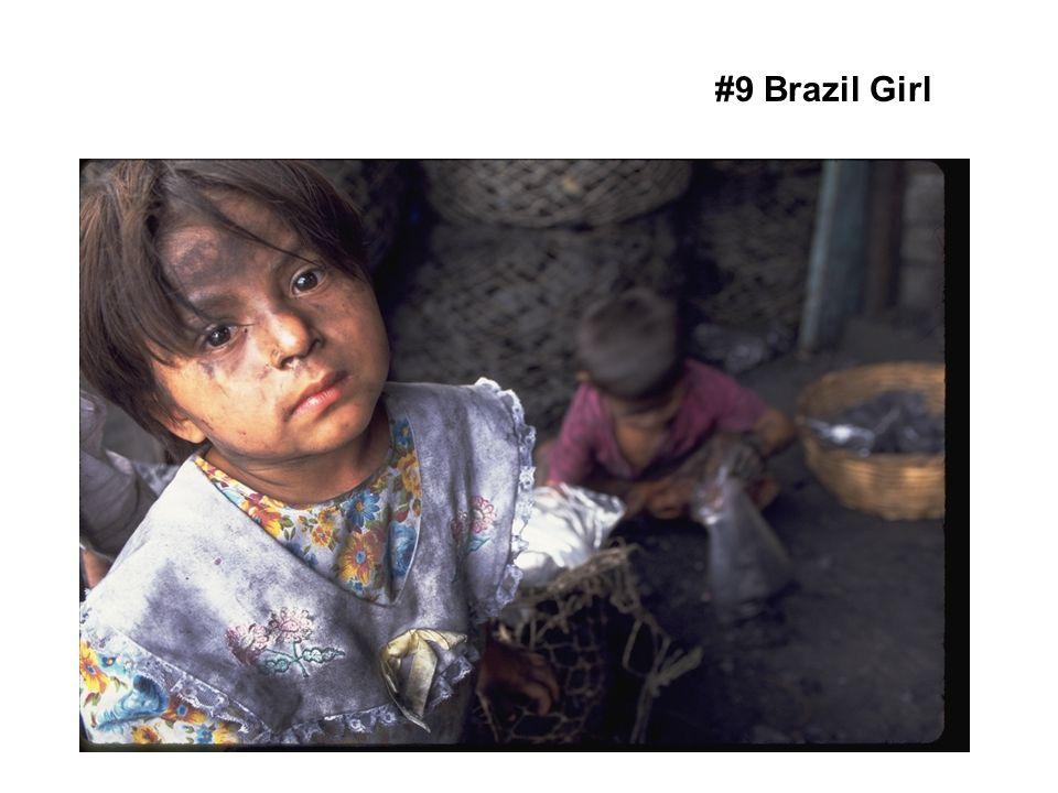 #9 Brazil Girl