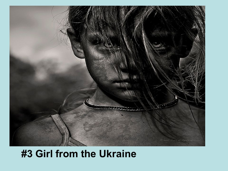 #3 Girl from the Ukraine