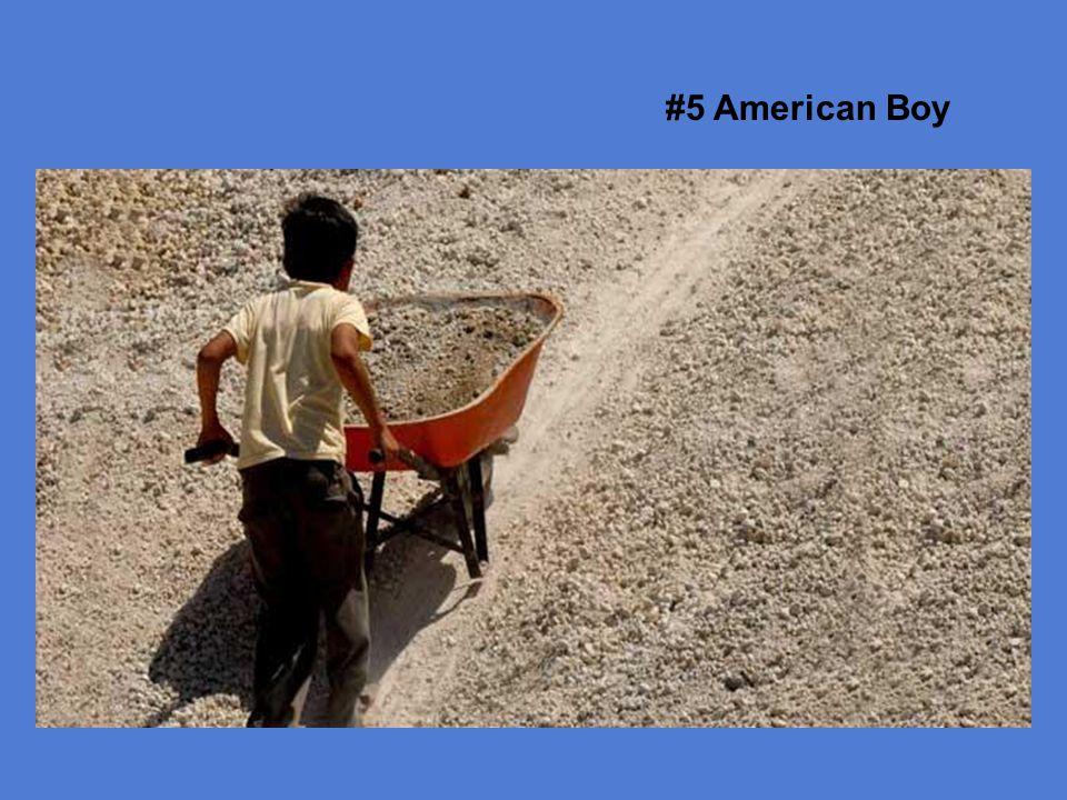 #5 American Boy