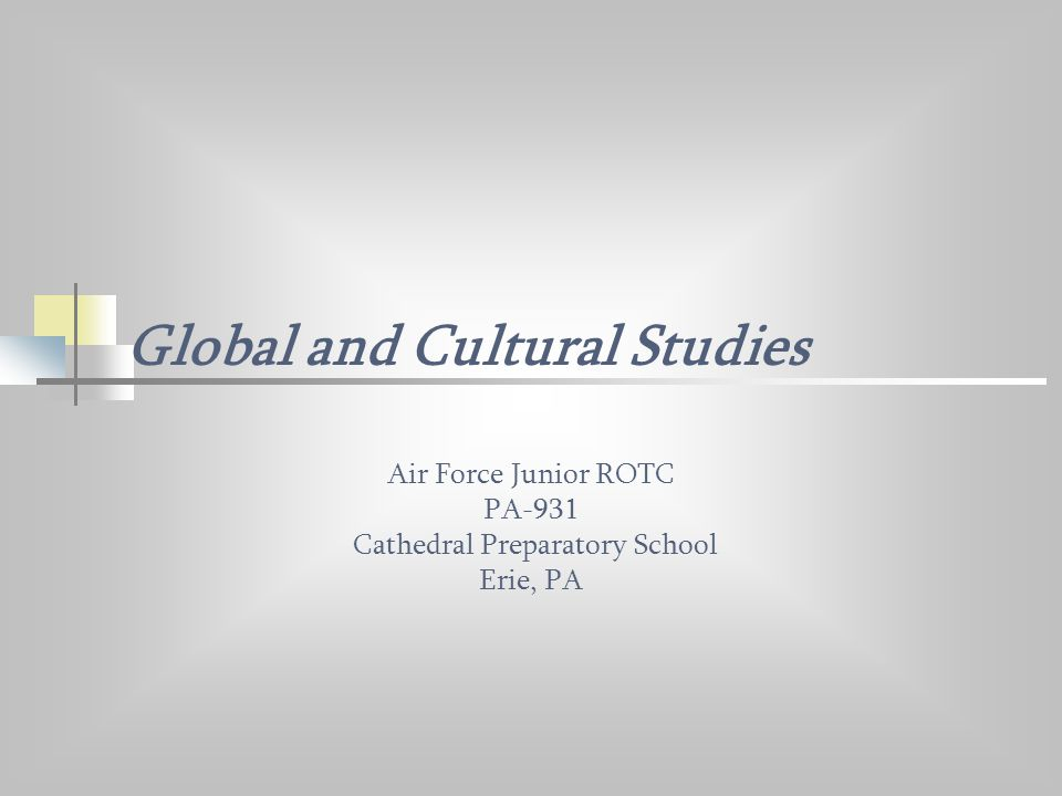 Global and Cultural Studies - Europe in Transition (unit 4) 23