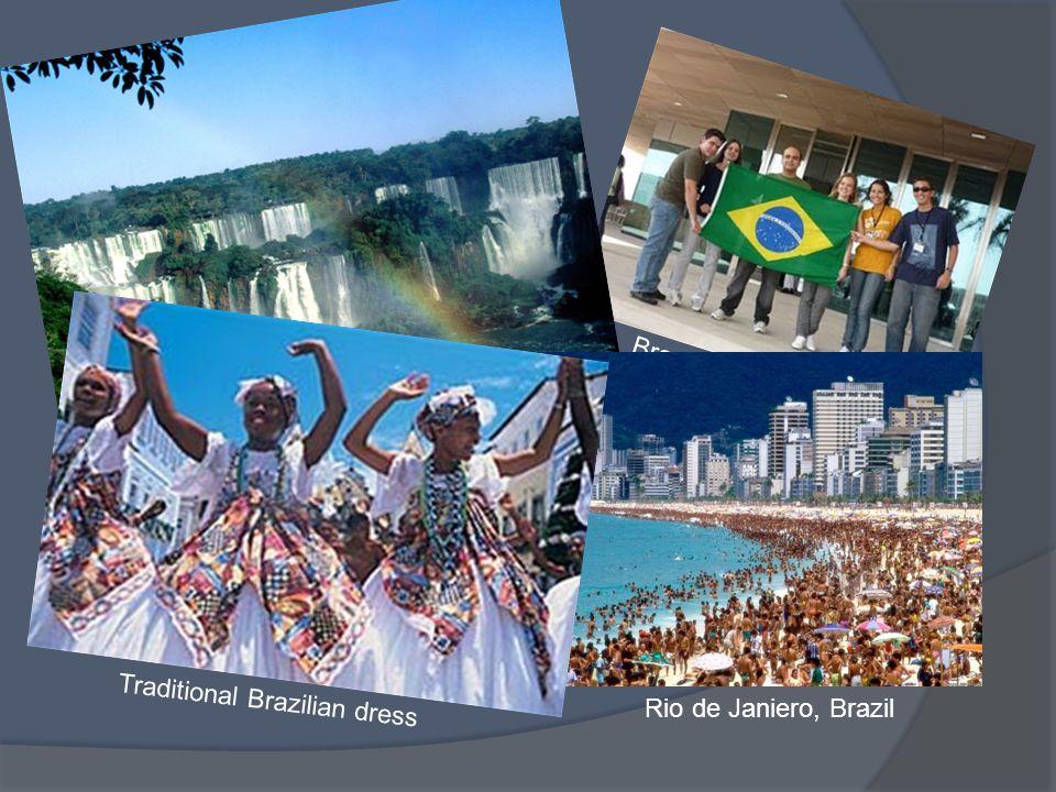 Region: Capital City: Language: Population: Area: South America Brasilia Portugese 201 million 3.29 million sq miles Introducing…