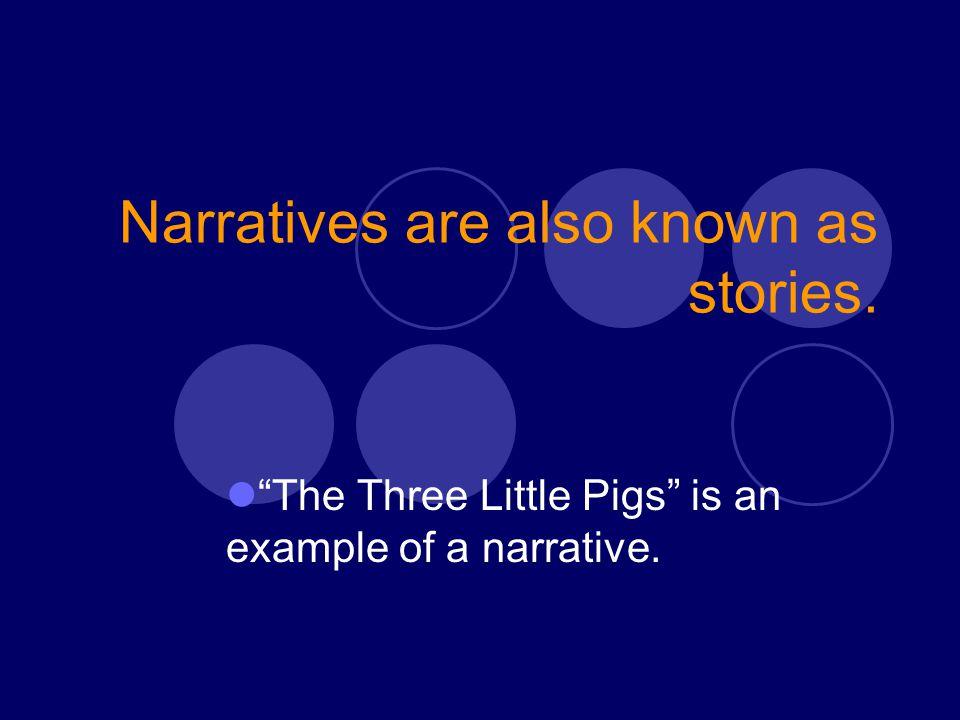 Essential Parts of a Narrative Narrative Character SettingPlot