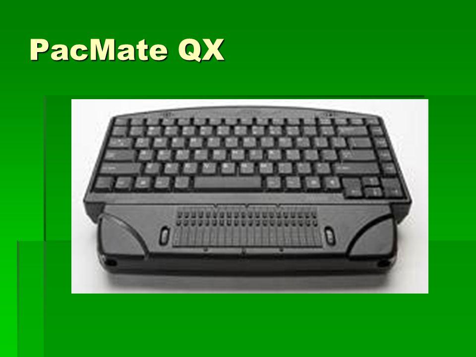 PacMate QX