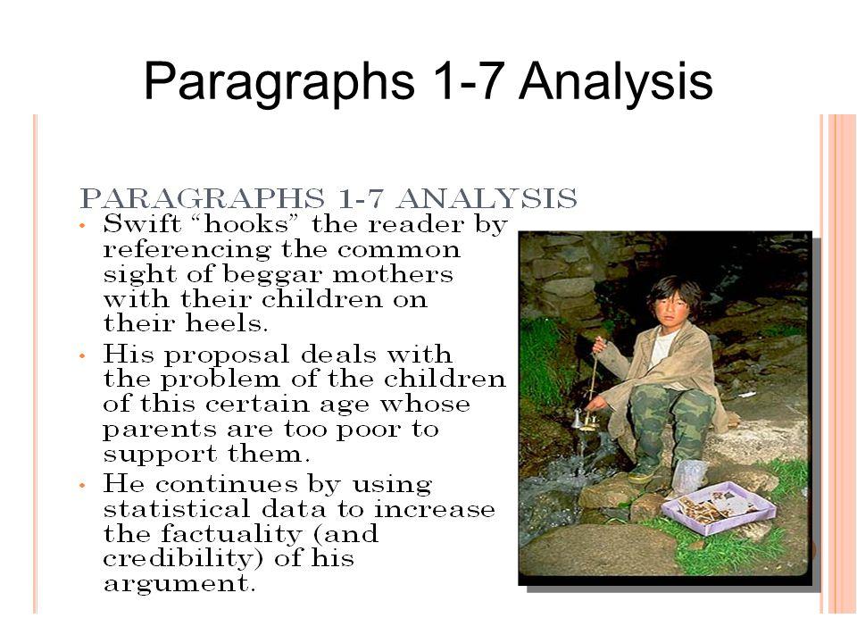 Paragraphs 1-7 Analysis