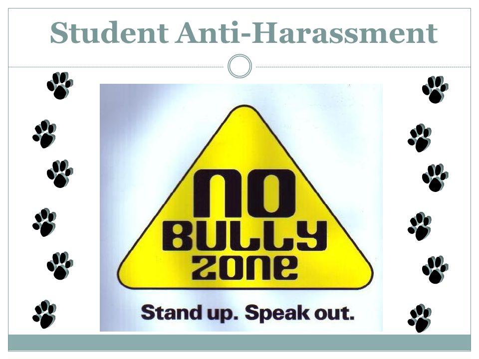 Student Anti-Harassment