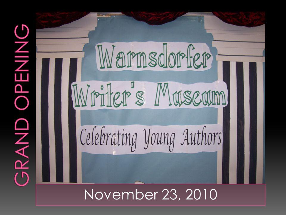 November 23, 2010