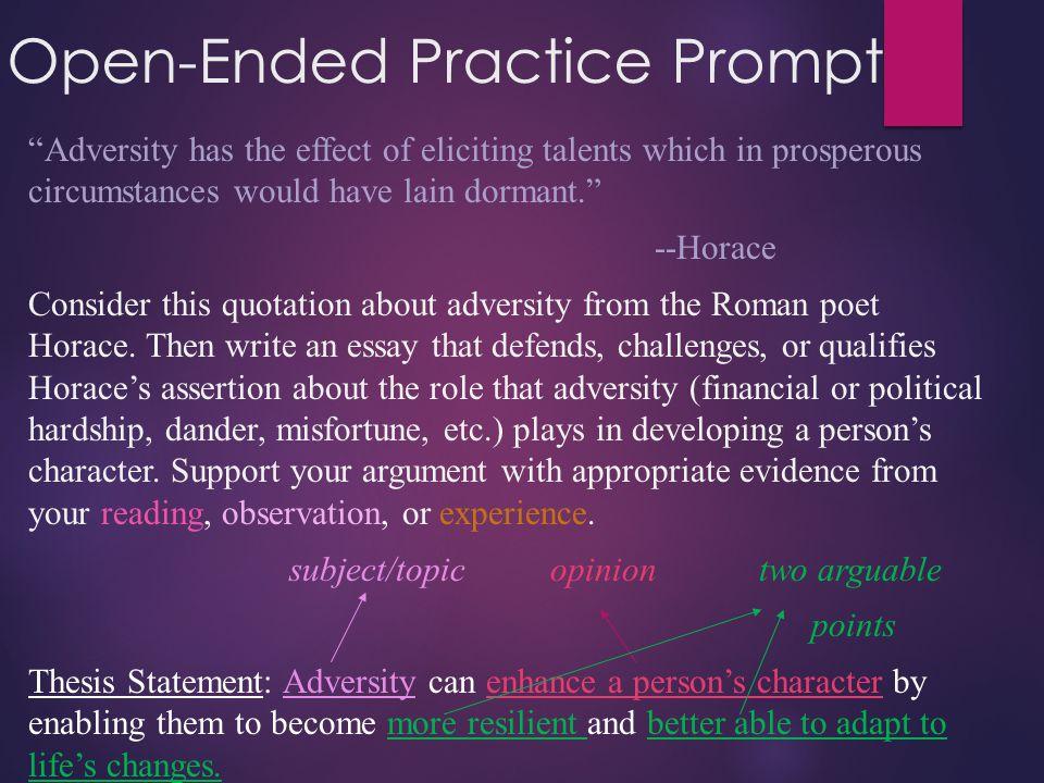 argumentative essay topics about business