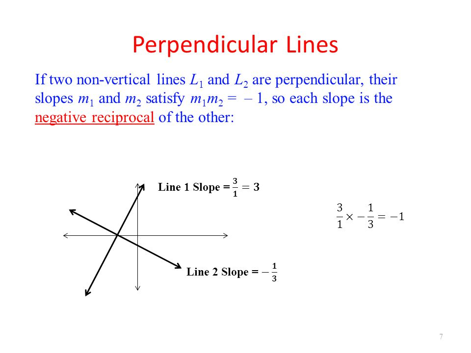 8 A(2, 1), B(5, 3) C(– 2, 2), D(1, 4) Lines that are higher on the right have a positive slope.