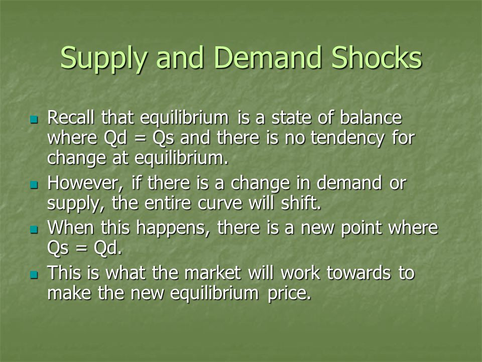 Increase in Demand Say there is an increase in demand and the entire demand curve shifts right: Say there is an increase in demand and the entire demand curve shifts right: