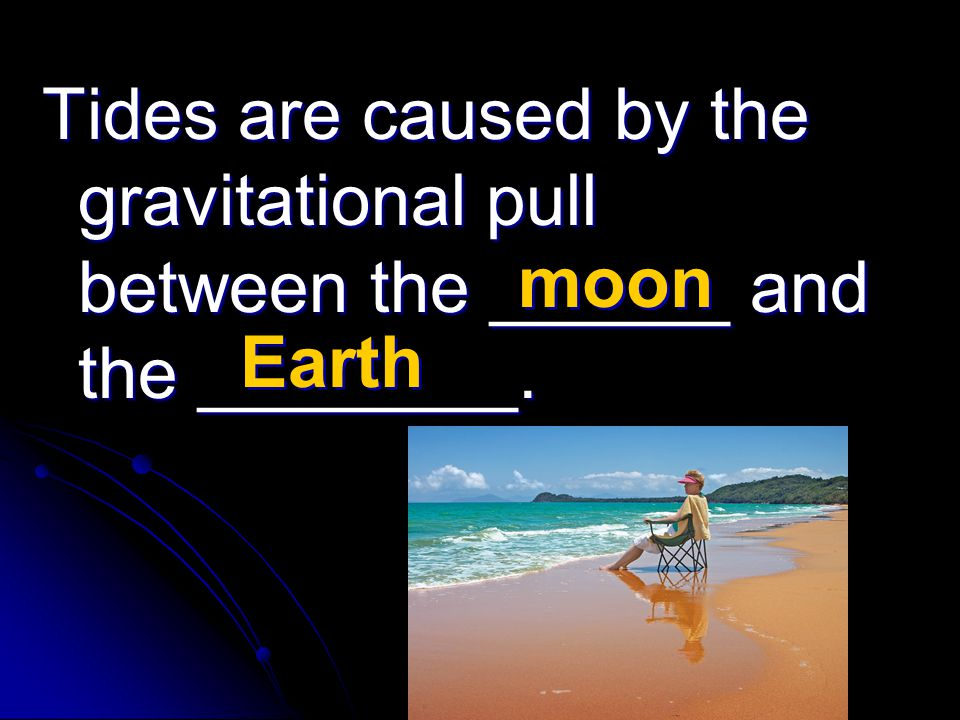 The ____________ are a repeated pattern of the moon's reflection of the sunlight as it revolves around the Earth.