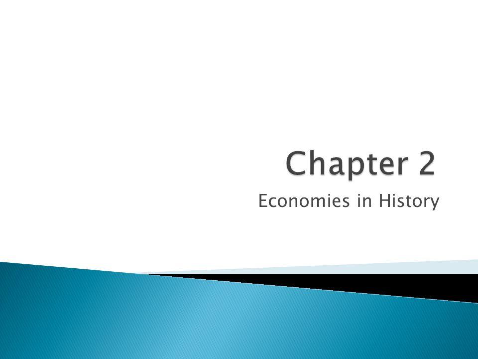 Economies in History