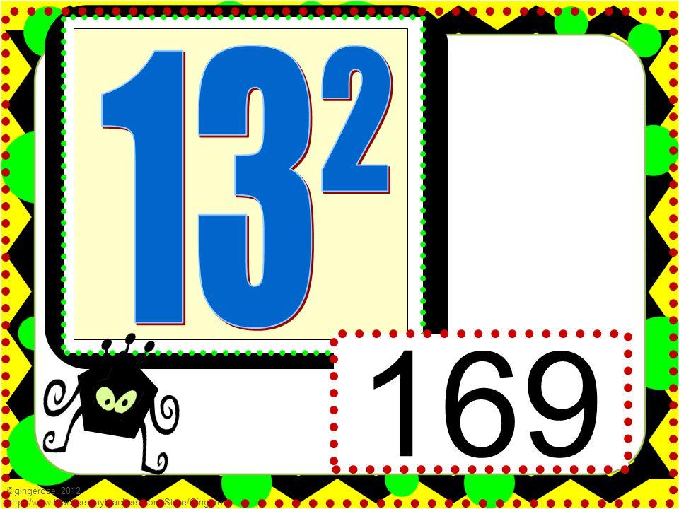 ©gingerose, 2012 http://www.teacherspayteachers.com/Store/Gingerose 25