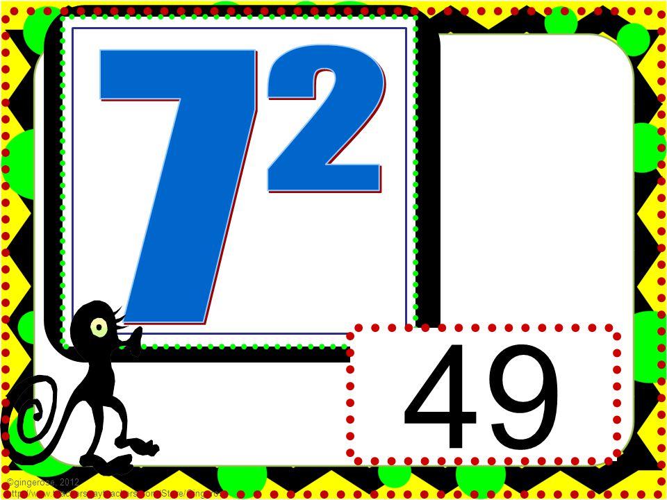 ©gingerose, 2012 http://www.teacherspayteachers.com/Store/Gingerose 81