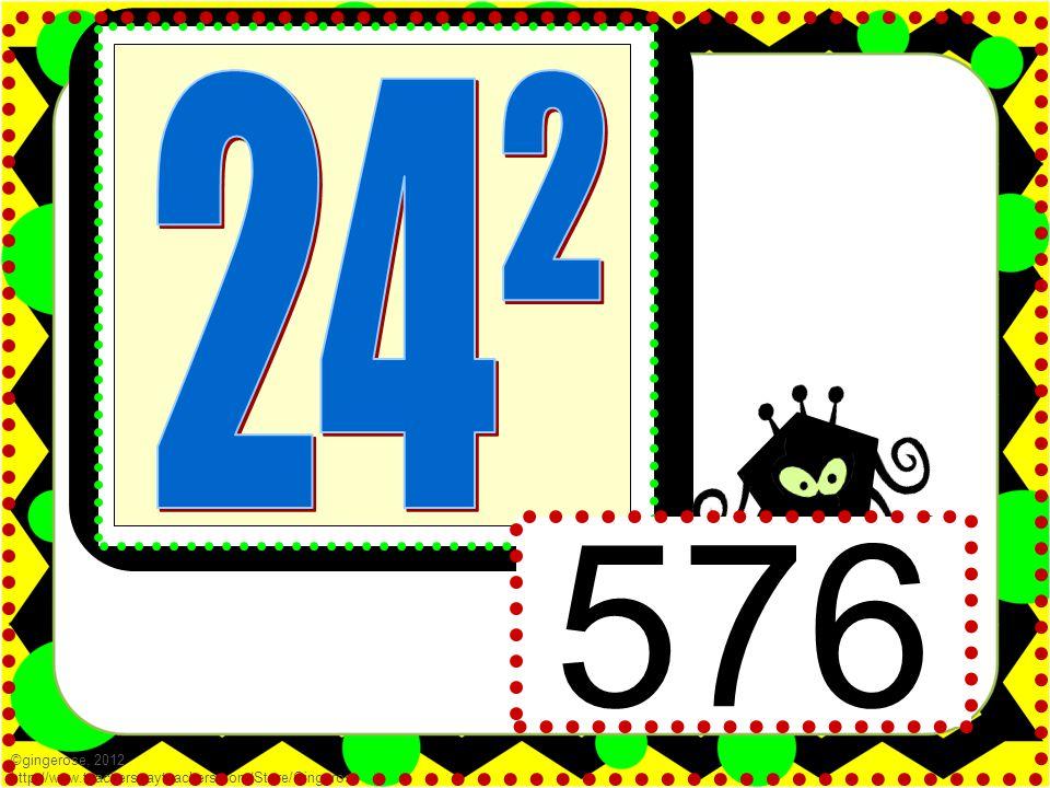 ©gingerose, 2012 http://www.teacherspayteachers.com/Store/Gingerose 576