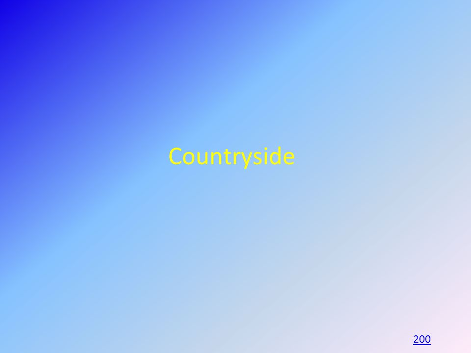 Countryside 200