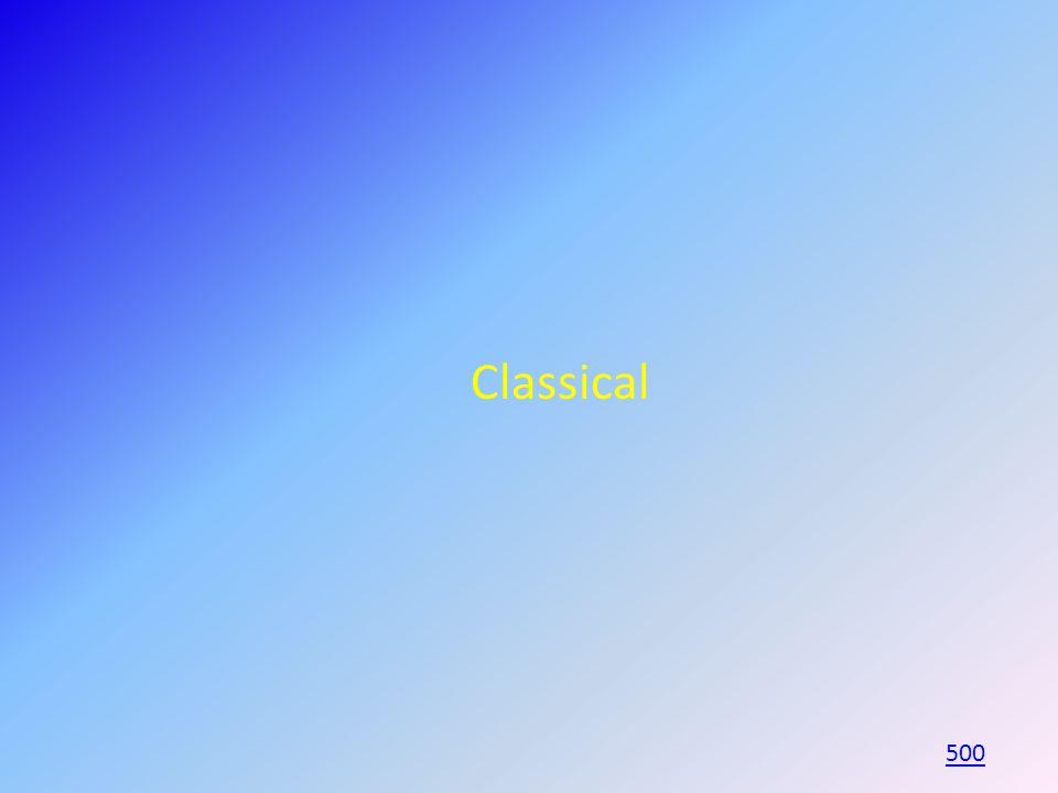 Classical 500