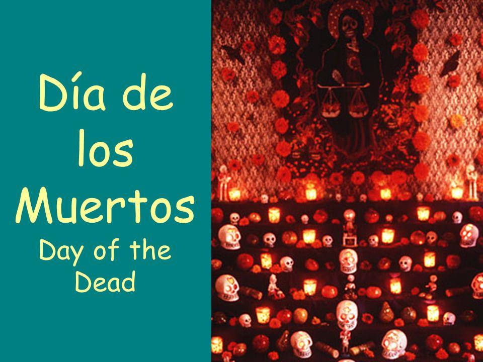 Día de los Muertos Day of the Dead