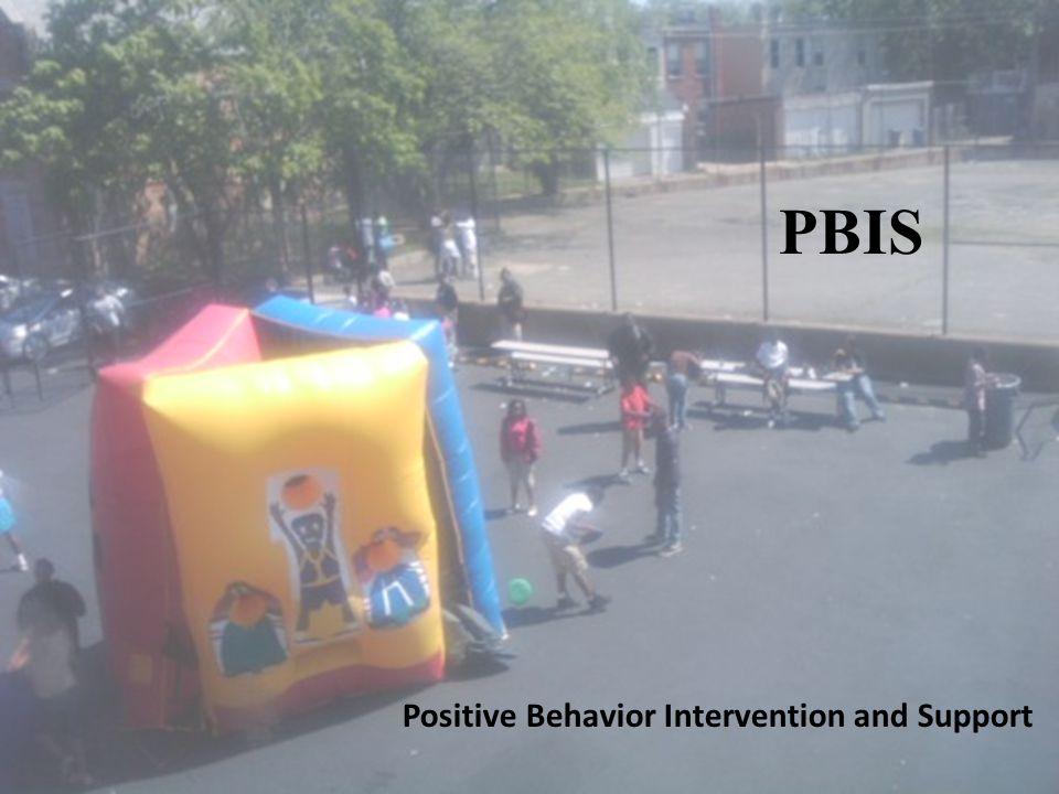 PBIS Positive Behavior Intervention and Support