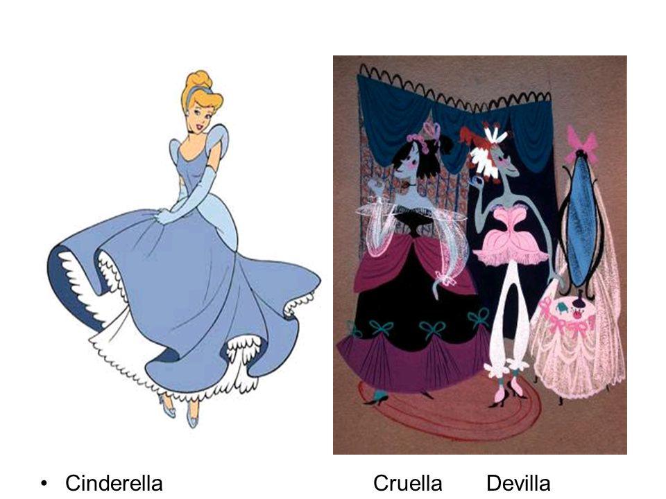 CinderellaCruella Devilla