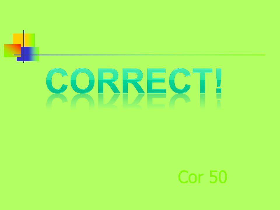 Cor 50