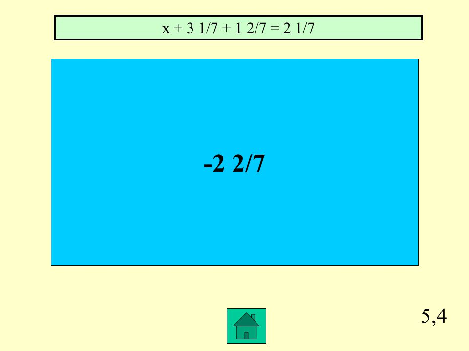 5,3 Distributive Property of Multiplication over Addition Name the property used.