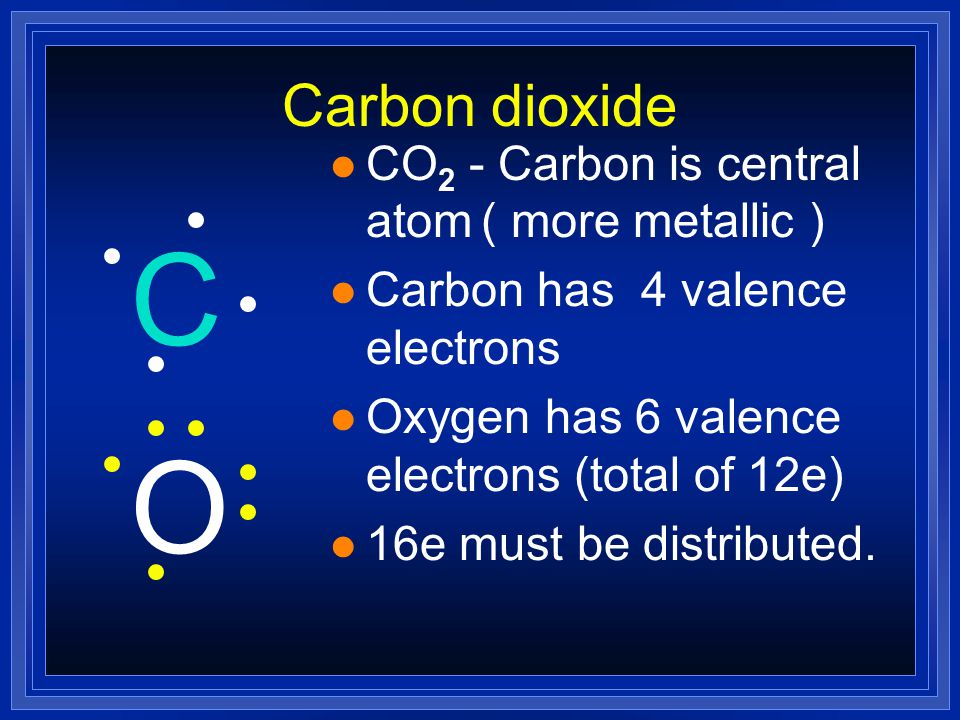 Multiple Bonds l Sometimes atoms share more than one pair of valence electrons.