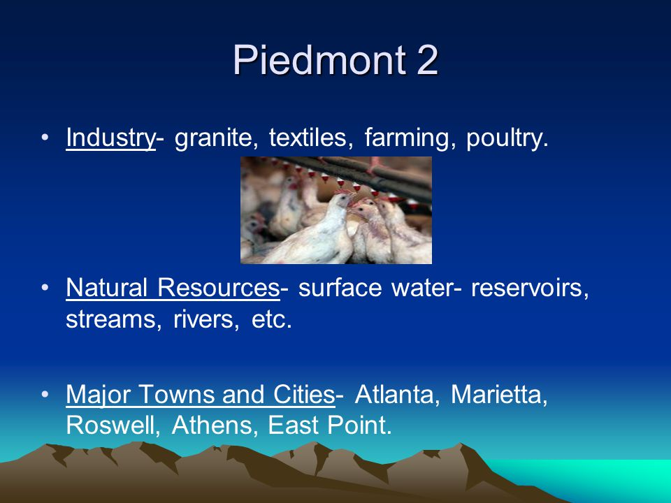 Piedmont 3 Tourist Attractions- Six Flags, White Water, Stone Mountain, Georgia Aquarium, Zoo Atlanta.