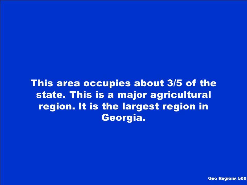 What is The Blue Ridge Region Civil War 400