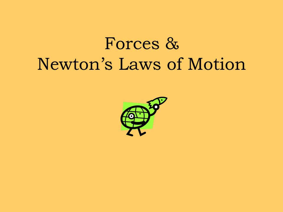 Equilibrium Balance: When in motion, an object has a constant velocity if it is in equilibrium.
