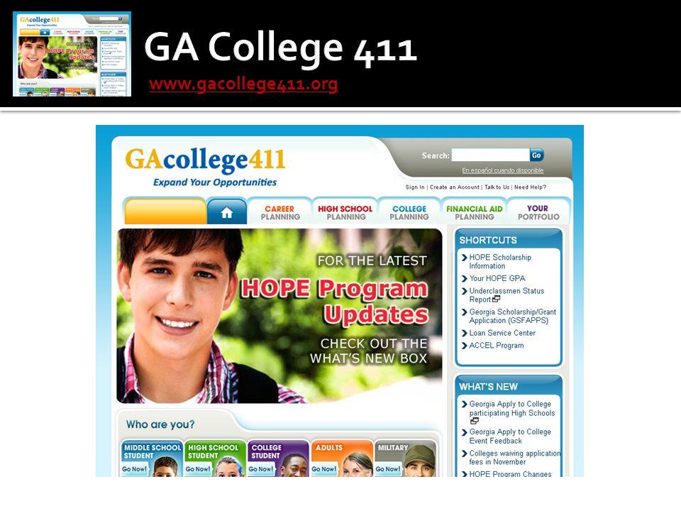  Checking Your HOPE Scholarship GPA