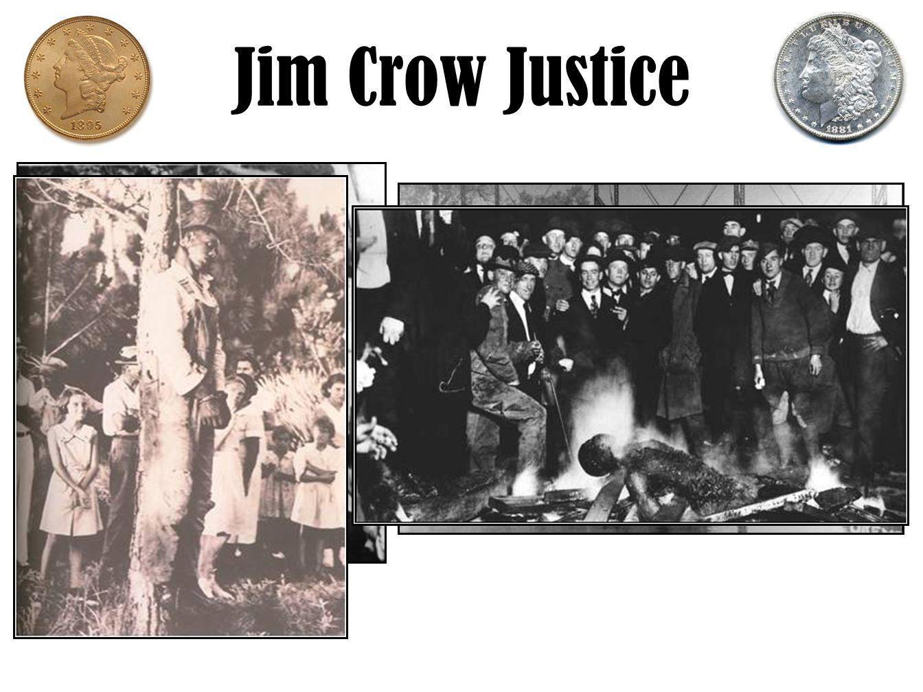 Jim Crow Justice