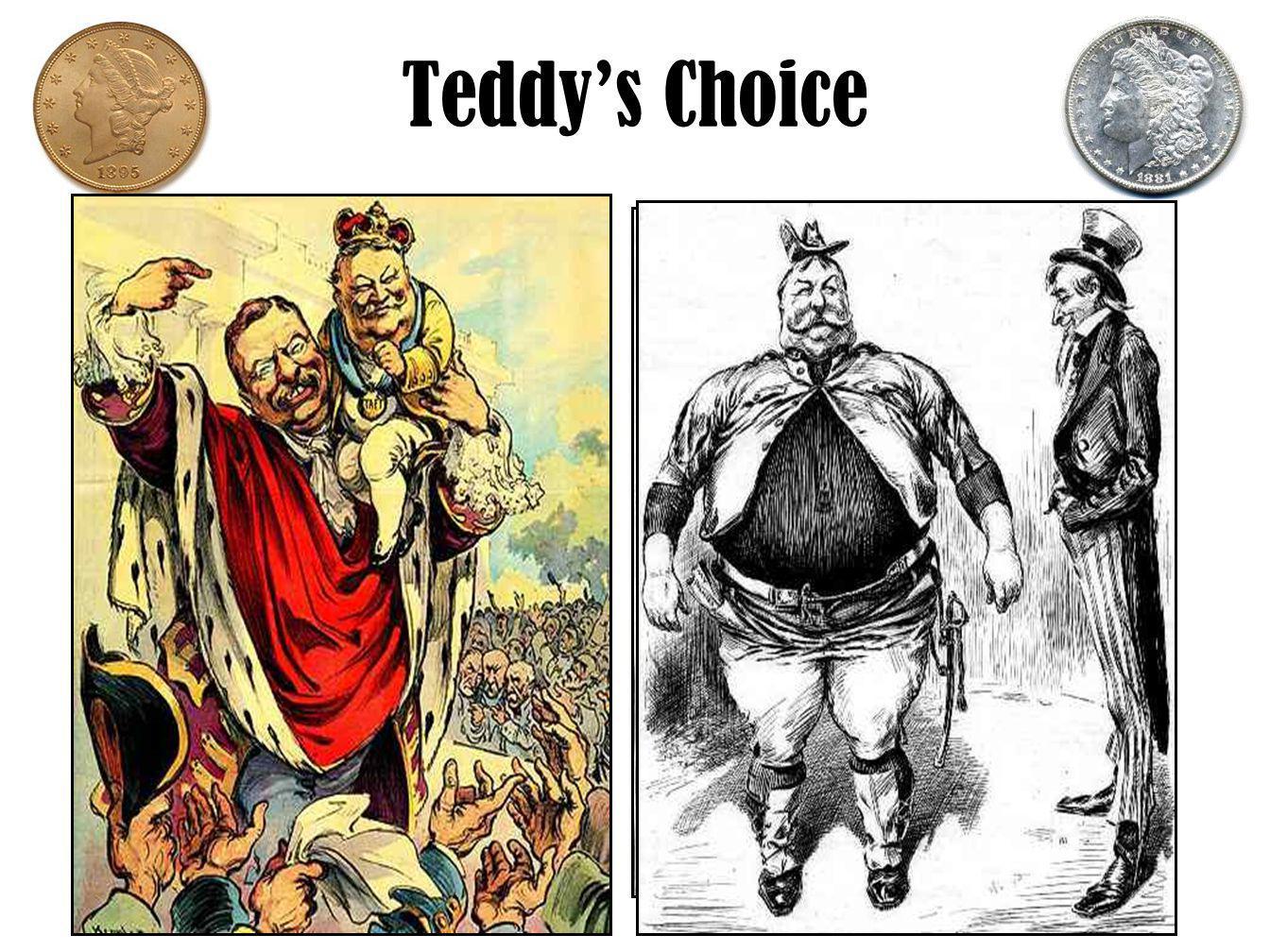 Teddy's Choice