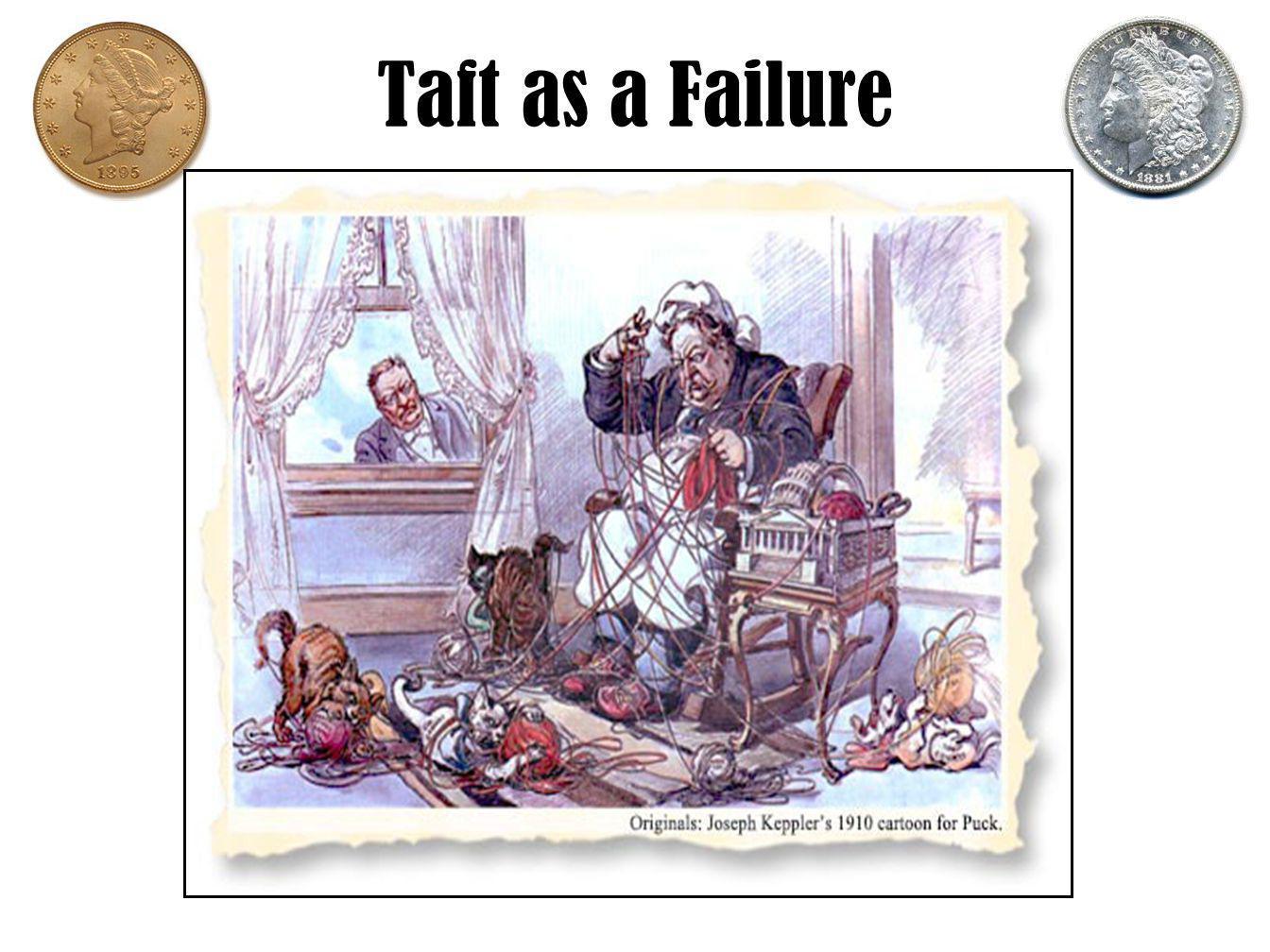 Taft as a Failure