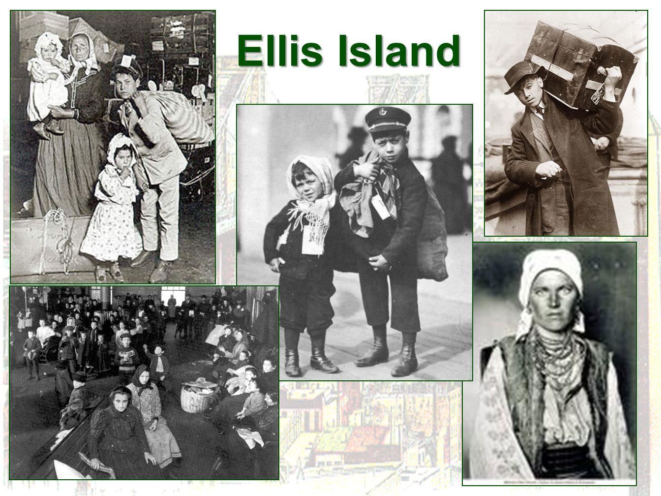 Ellis Island Ellis Island