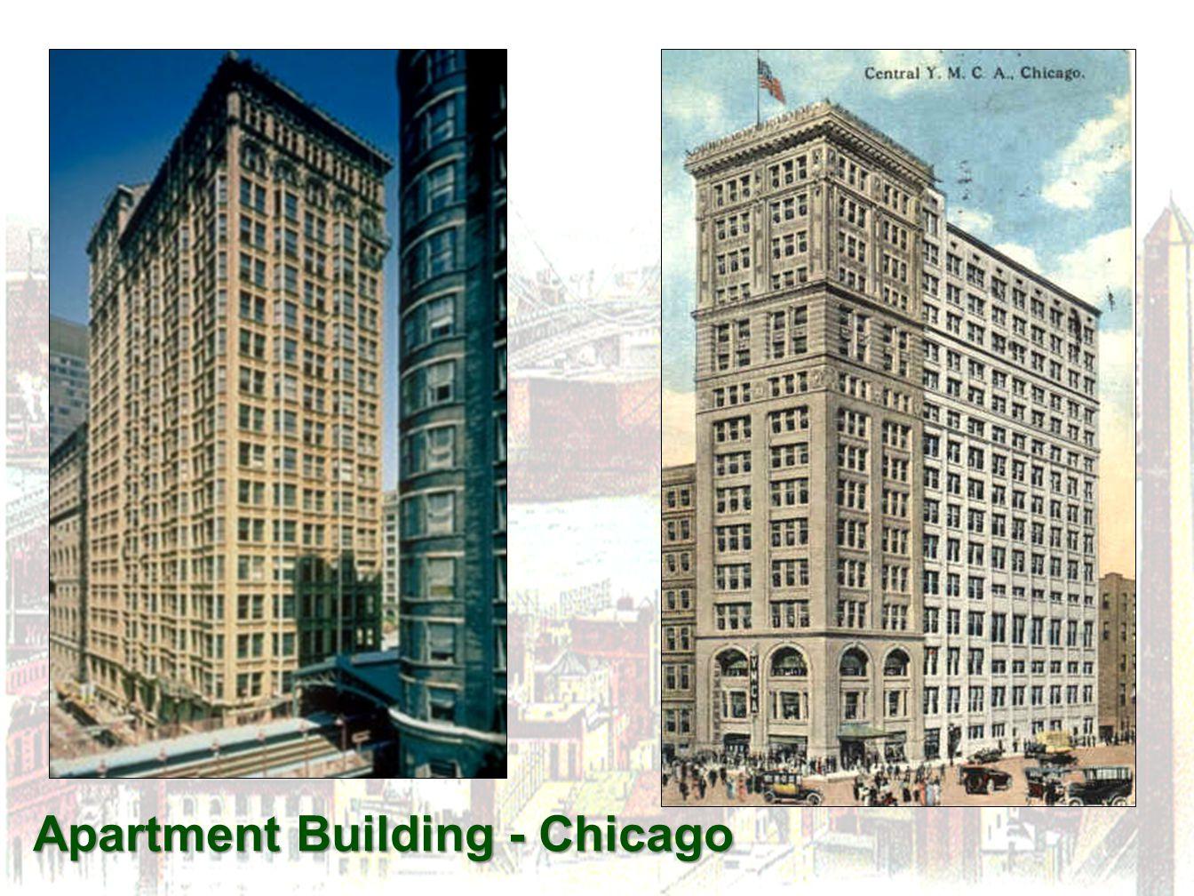 Apartment Building - Chicago