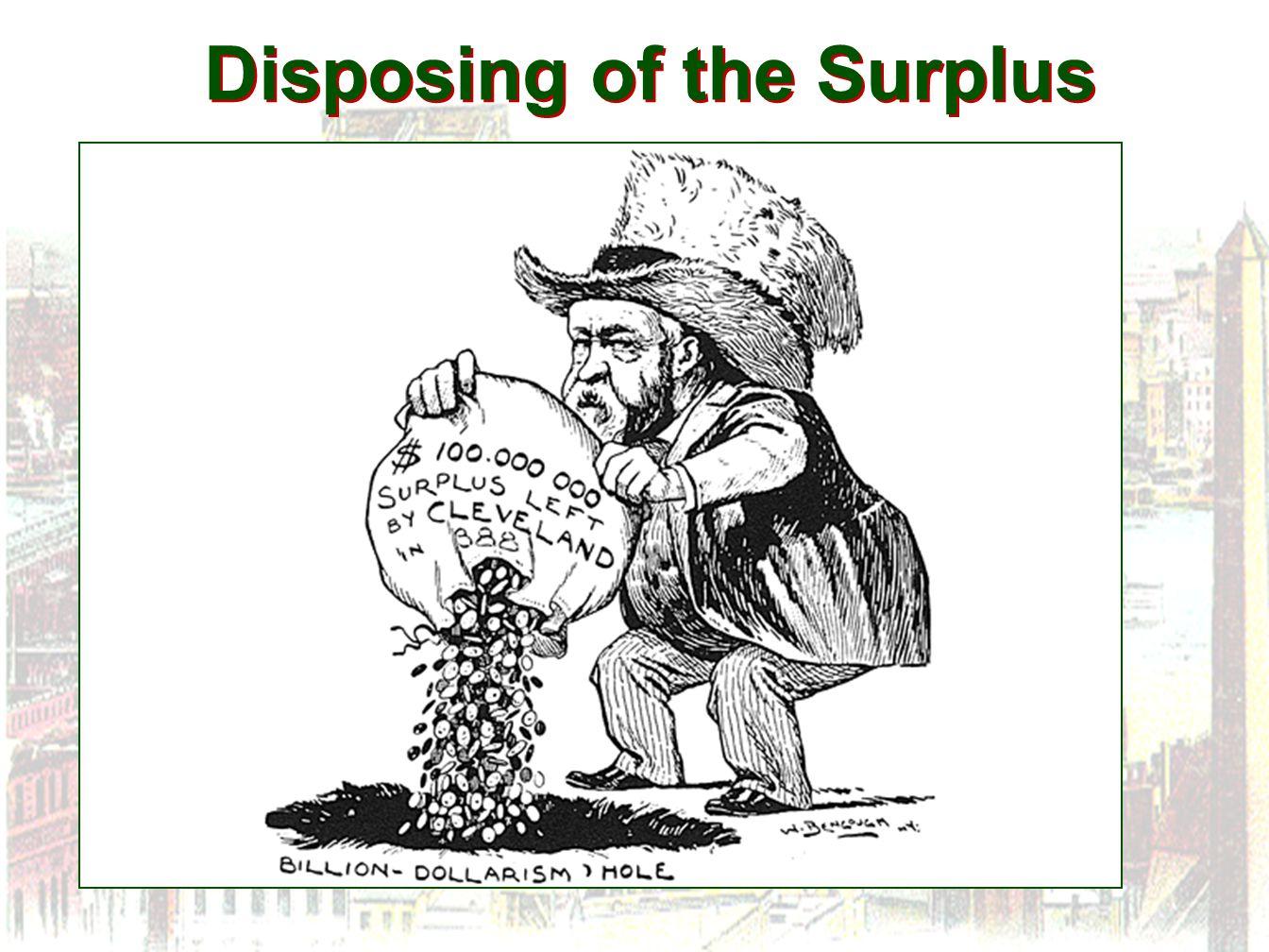 Disposing of the Surplus