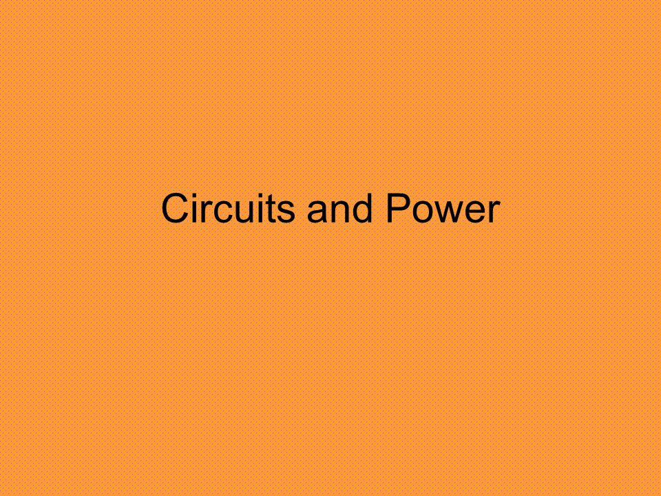Ohm's Law Current – the flow of electrical charge »Unit: Amp »Abbreviation: I Resistance – the measurement of how hard it is for current to flow »Unit: Ohm »Abbreviation: R Voltage – the force that causes current to flow »Unit: Volt »Abbreviation: V