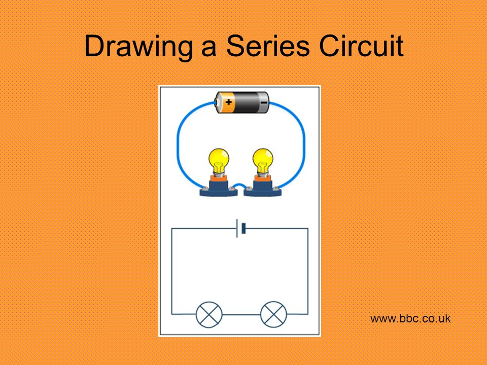 Series Circuit & Broken Bulbs Why do all the lights turn off when one is unscrewed.