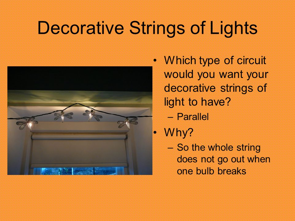 Series and Parallel Combo Are all the bulbs the same brightness.