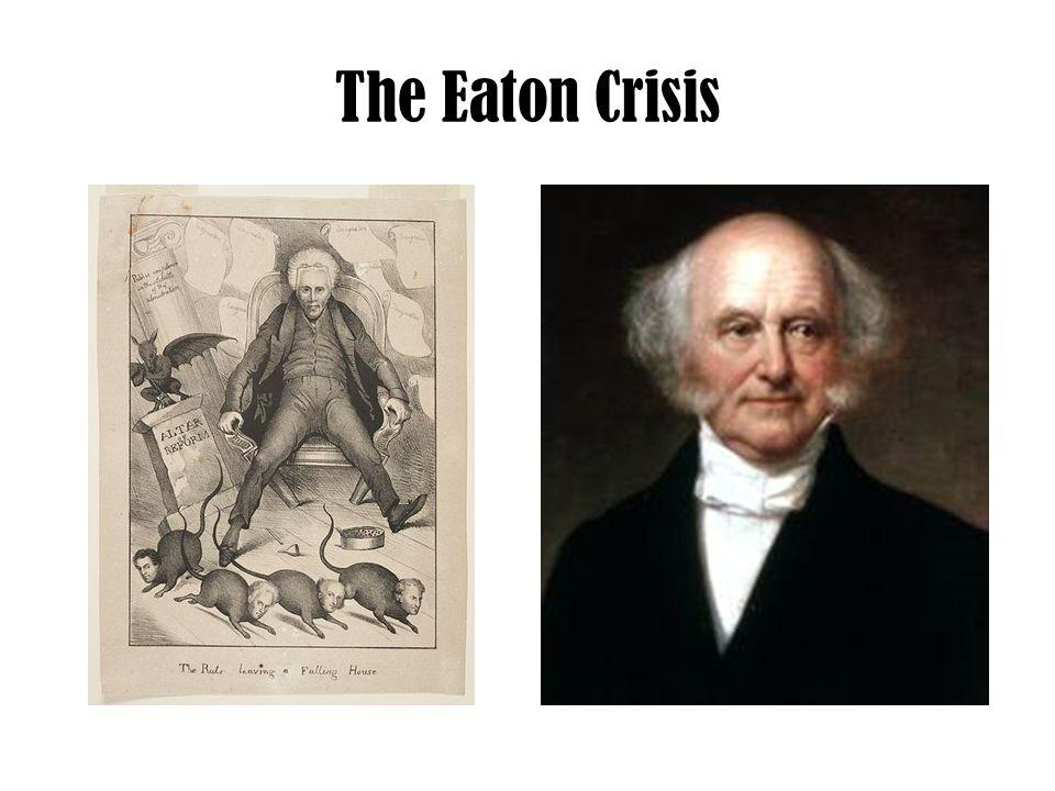 The Eaton Crisis