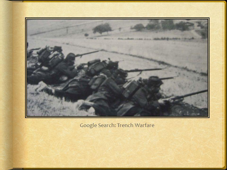 Google Search: Trench Warfare